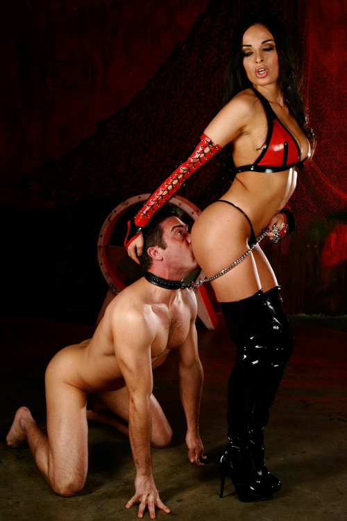 Anissa Kate - Surrender to Pussy (HD 720p) - FemdomEmpire - [2021]