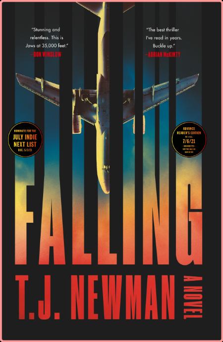 Falling by T  J  Newman PDF