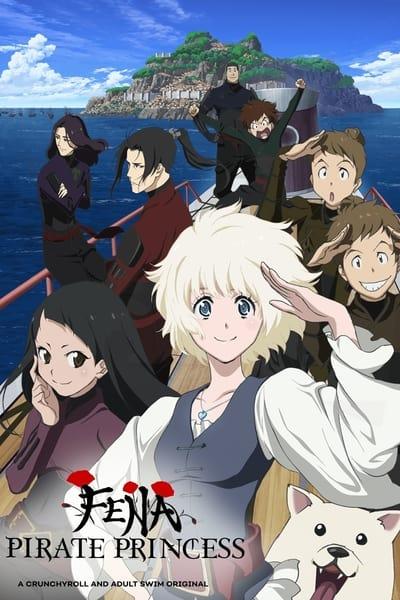 Fena Pirate Princess S01E02 1080p HEVC x265-MeGusta