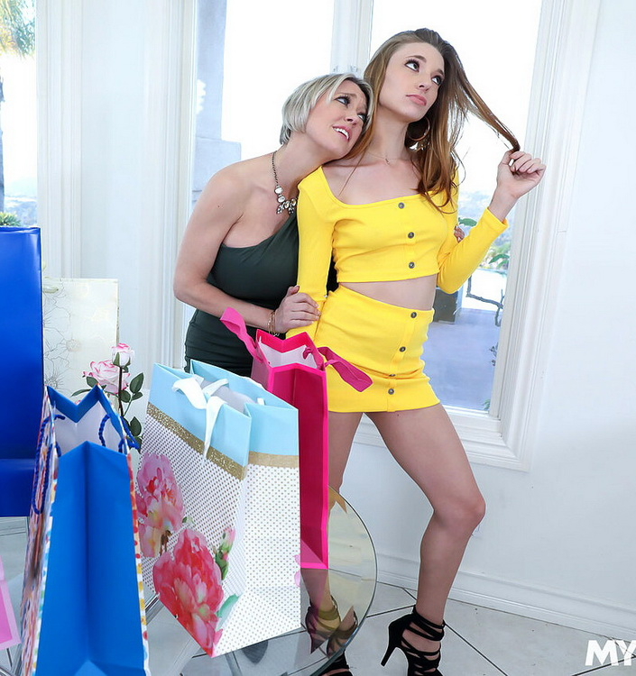 Dyked/TeamSkeet: Jaycee Starr, Dee Williams - Strapping On For Love [FullHD 1080p] (1.40 GB)