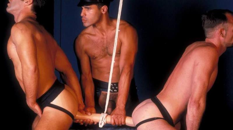 ClubInfernoDungeon.com: Eric Michaels, Marcelo Reeves, Mark Baxter - Jumpin Jacks, Scene #04 [SD 480p] (121.94 Mb)