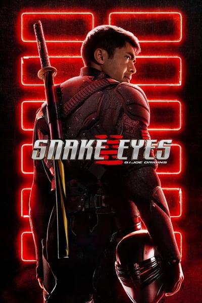 Snake Eyes G I Joe Origins 2021 720p AMZN WEBRip 800MB x264-GalaxyRG