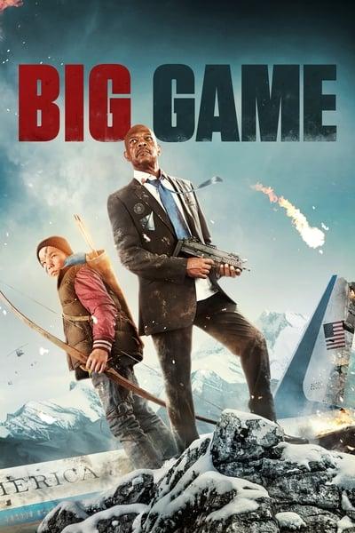 Big Game 2014 1080p BluRay x265-RARBG