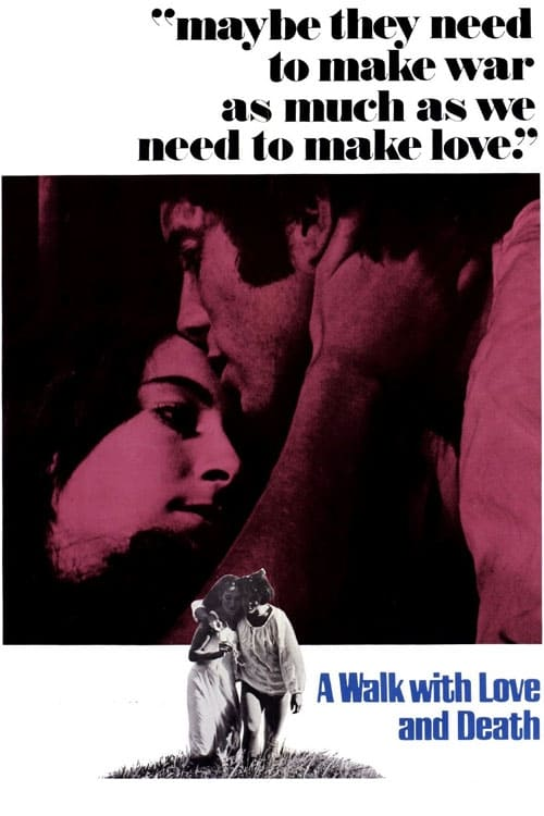 A Walk with Love and Death 1969 DVDRip x264