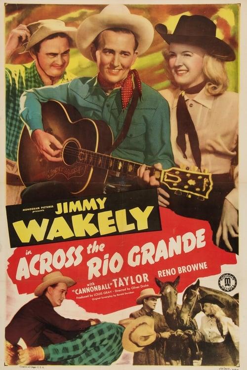 Across the Rio Grande 1949 DVDRip x264