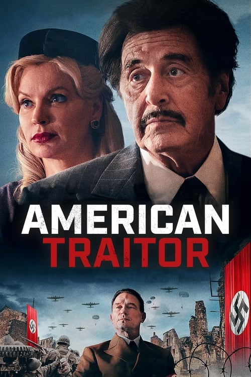 American Traitor The Trial of Axis Sally 2021 720p BluRay x264-PiGNUS