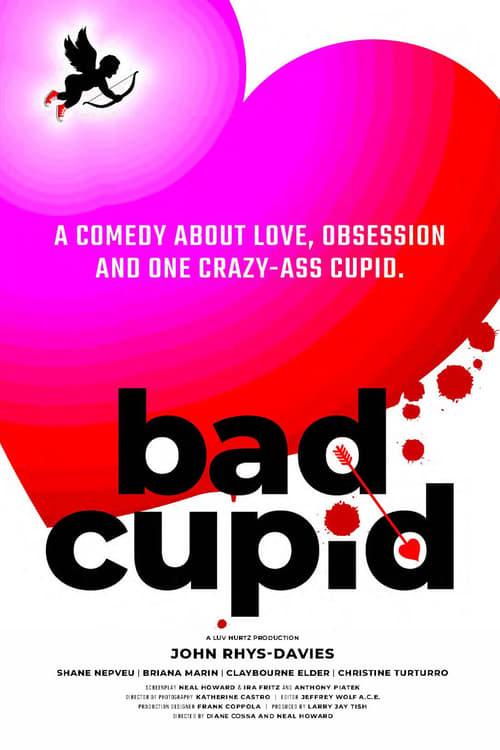 Bad Cupid 2021 HDRip XviD AC3-EVO