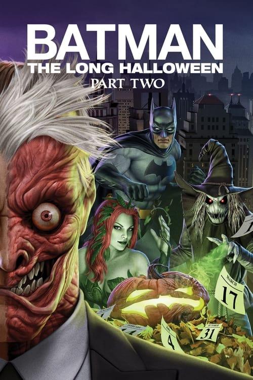 Batman The Long Halloween Part Two 2021 BDRip x264-PiGNUS