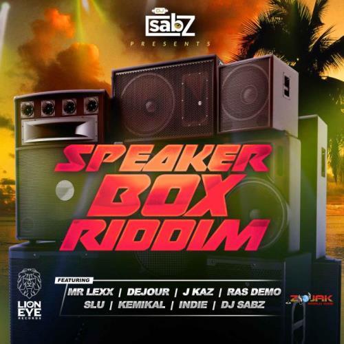 Speaker Box Riddim (2021)