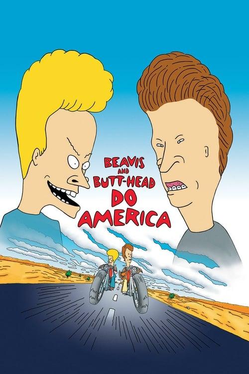 Beavis and Butt-Head Do America 1996 720p WEB h264-ELEVATE