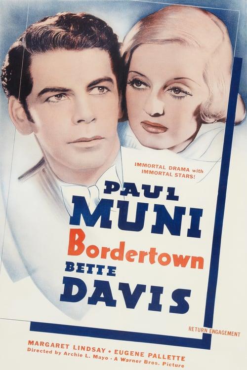 Bordertown 1935 DVDRip XviD