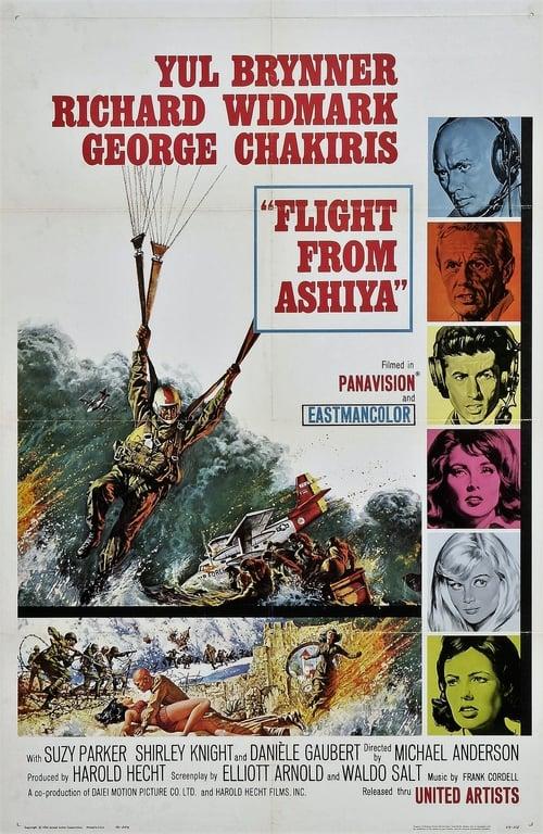 Flight from Ashiya 1964 DVDRip XviD