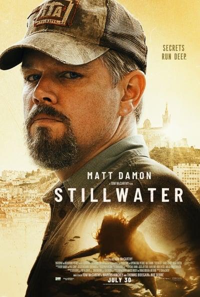 Stillwater 2021 1080p AMZN WEBRip 1600MB DD5 1 x264-GalaxyRG