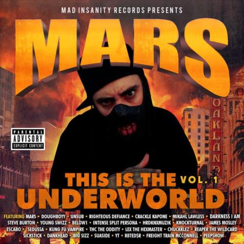 Mars Presents: This Is The Underworld, Vol. 1 (2021)