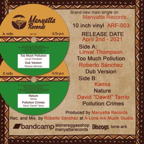 Manyatta Records (2021)