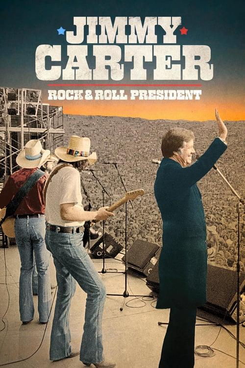 Jimmy Carter Rock and Roll President 2020 720p WEB h264-KOGi