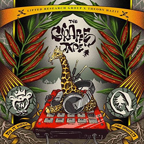 Theory Hazit — The Giraffe Tape (2021)