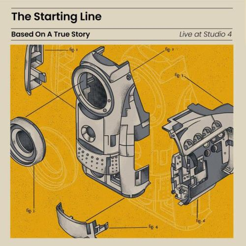 The Starting Line — Based On A True Story Live At Studio 4 (2021)