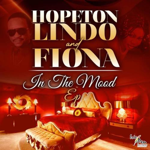 Hopeton Lindo & Fiona — In The Mood EP (2021)