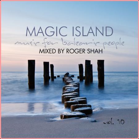 Roger Shah - Magic Island Vol  10 (2021) [3CD] Flac