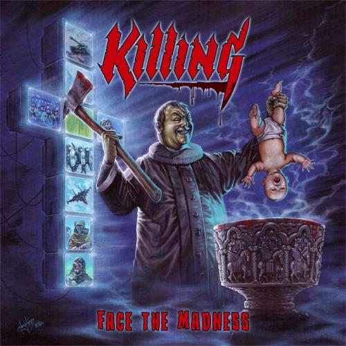 Killing — Face the Madness (2021) FLAC