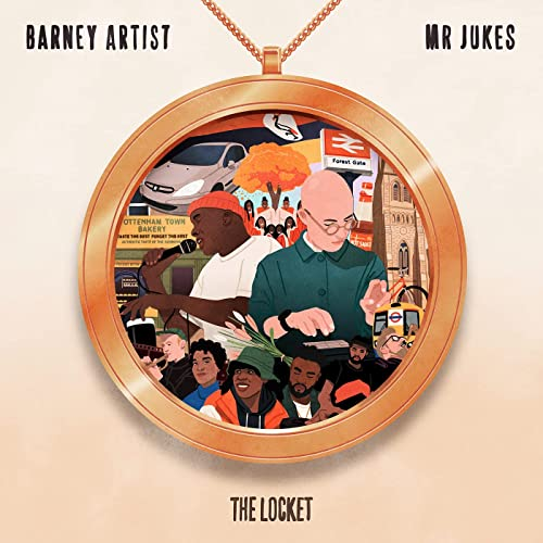 Mr Jukes & Barney Artist — The Locket (2021)