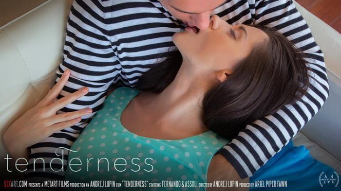 Assoli - Tenderness (2021 SexArt.com MetArt.com) [FullHD   1080p  1.07 Gb]