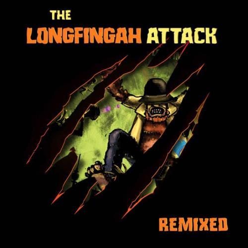 R.Esistence In Dub Meets Longfingah — The Longfingah Attack (Remixed) (2021)