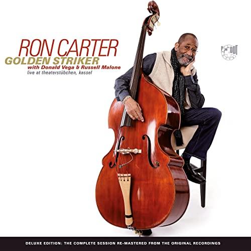 Ron Carter — Golden Striker (2021)