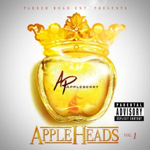 A.P. Appleberry — AppleHeads Vol.1 The Collection (2021)